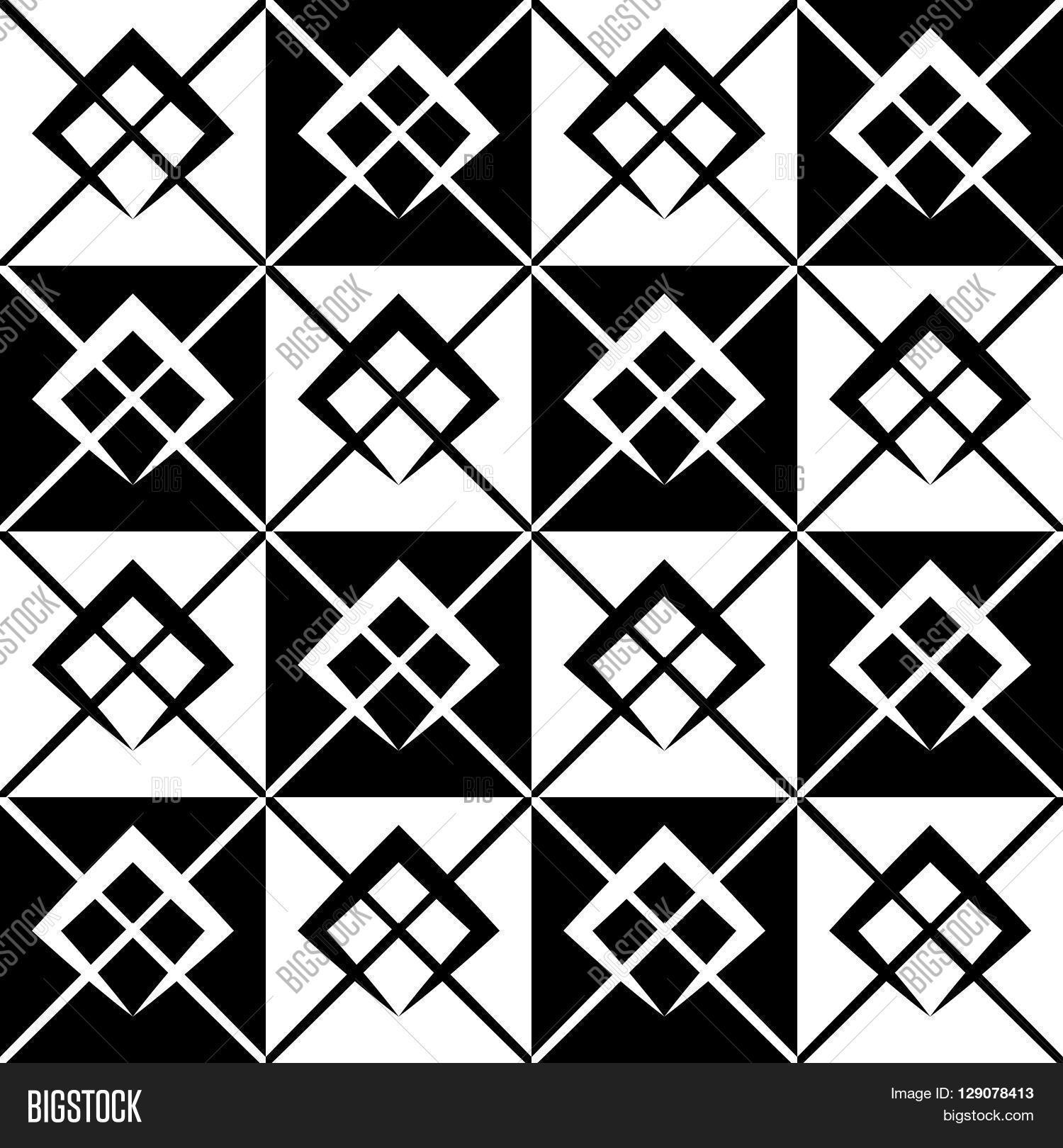 Geometric Grid Mesh Pattern Vector Amp Photo
