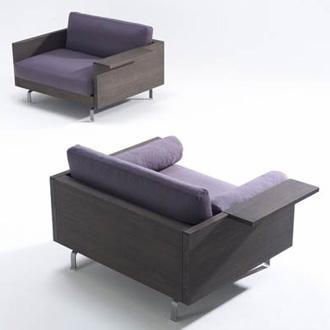 Burkhard Vogtherr Lay Down Chair