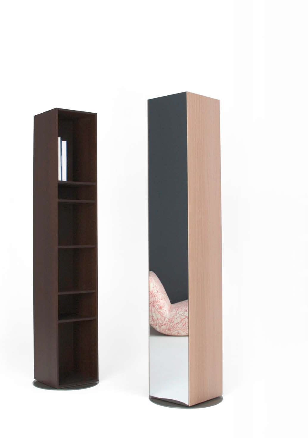 Bensen About Face Rotating Cabinet