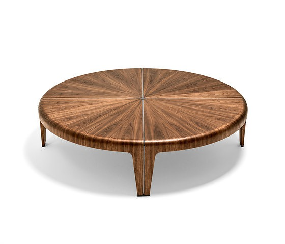carlo colombo round coffee tables