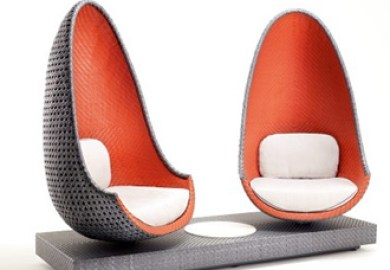 Philippe Starck Lounge Chair