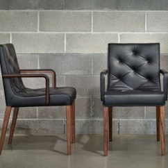 Leather Office Chairs Without Arms Wheel Chair In Lahore Soda Designers And Nasrallah & Horner Leslie