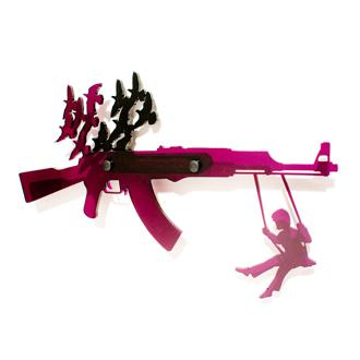 Stuart Fingerhut Gun Rack Organizer