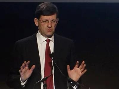 Vodaphone CEO Vittorio Colao rises by 6 a.m.