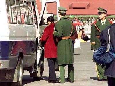 China executes three times as many people as the rest of the world COMBINED... and uses mobile execution vans for efficiency.