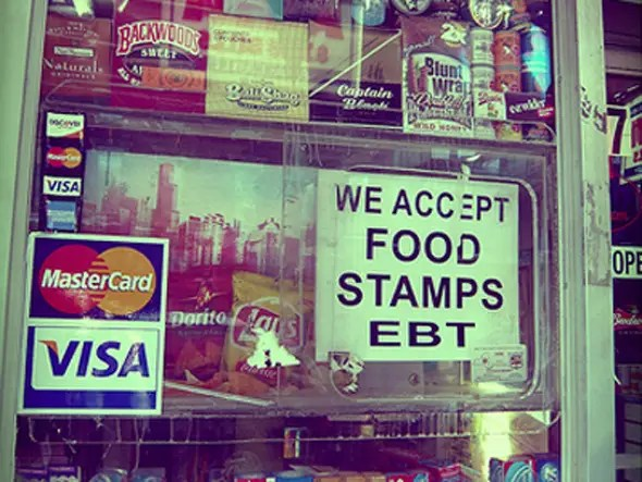 For the first time in U.S. history, more than 40 million Americans are on food stamps, and the U.S. Department of Agriculture projects that number will go up to 43 million Americans in 2011.