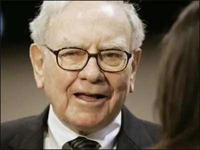 Business magnate Warren Buffett