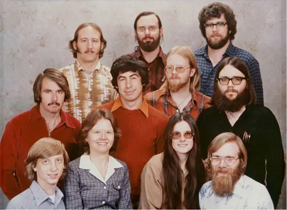 WHERE ARE THEY NOW? What Happened To The People In Microsoft's Iconic 1978 Com..