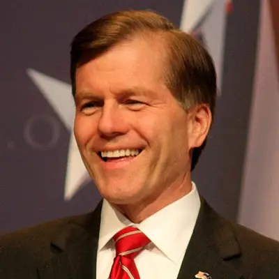 Bob McDonnell, Virginia Governor (2.8 percent)