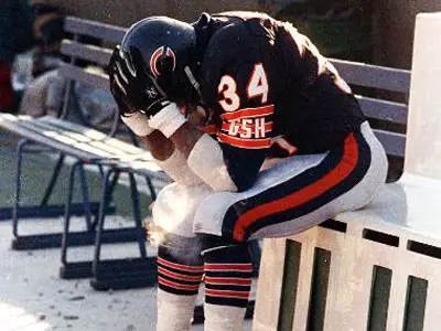 A New Biography Exposes Walter Payton's Incessant Drug Use