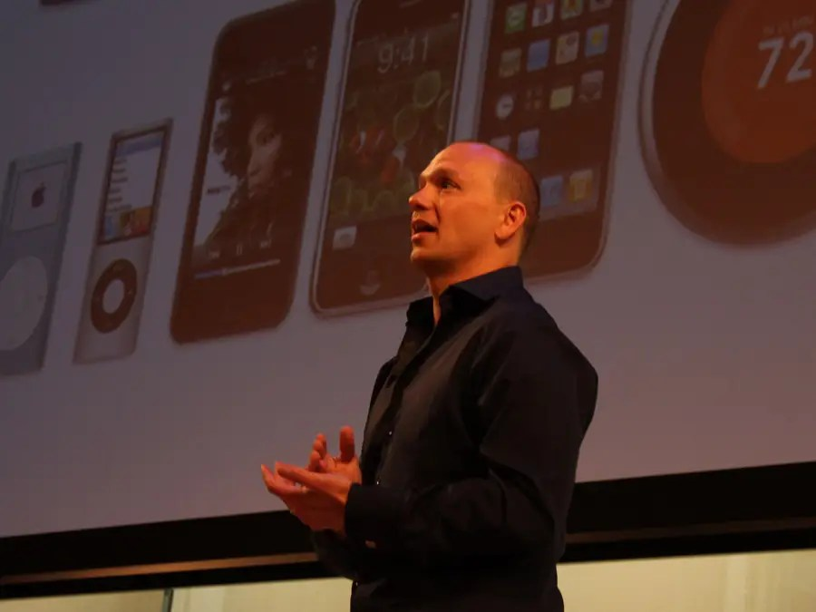 Tony Fadell, founder, Nest