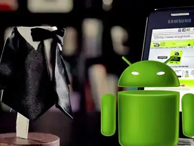 If you have an Android device, there are a host of apps to protect your data even further.