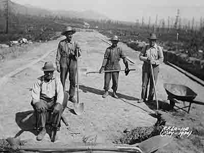 Depression-era workers