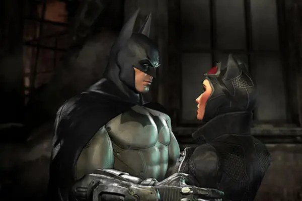 2011: Batman: Arkham City video game – The Bat didn't undergo many changes from one game to the next.