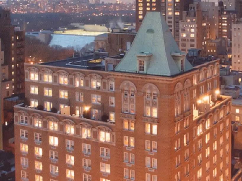 mark hotel exterior