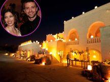 Justin Timberlake & Jessica Biel Wedding At Italian Resort ...
