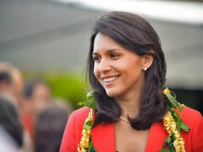 Tulsi Gabbard Hawaii, US Representative Hawaii 2012 Hindu