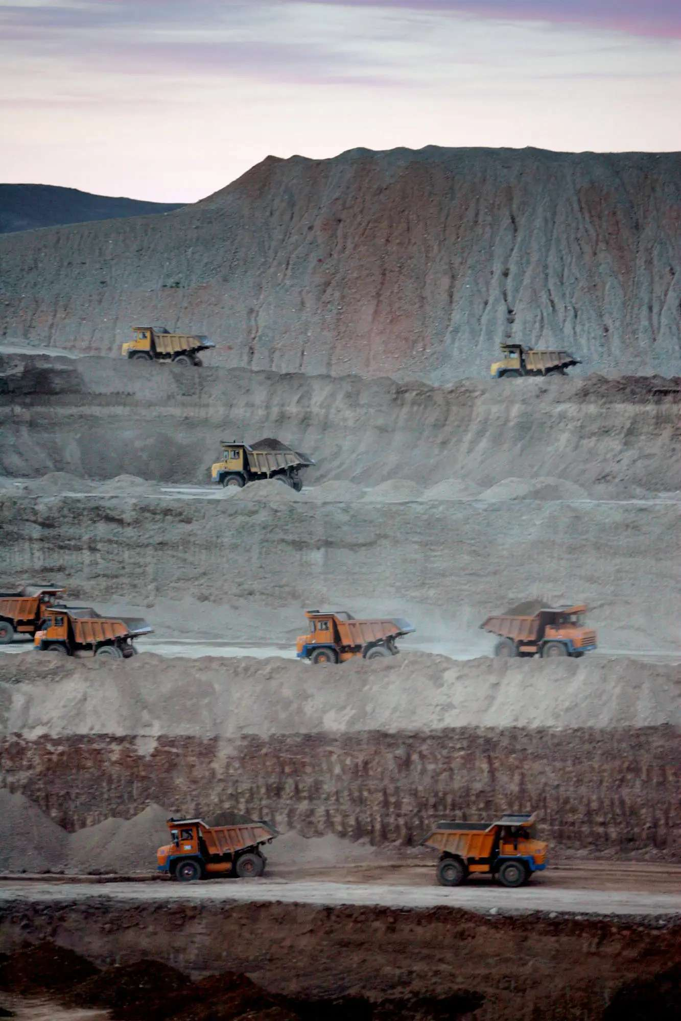 Mining companies continue to try and limit the land that ninja miners can dig on.