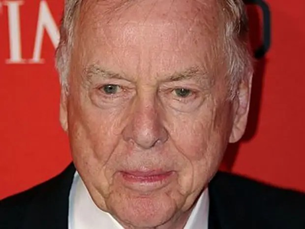 T. Boone Pickens, Chairman of BP Capital Management