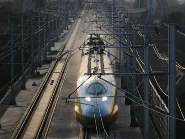 Shanghai High-Speedway Railway
