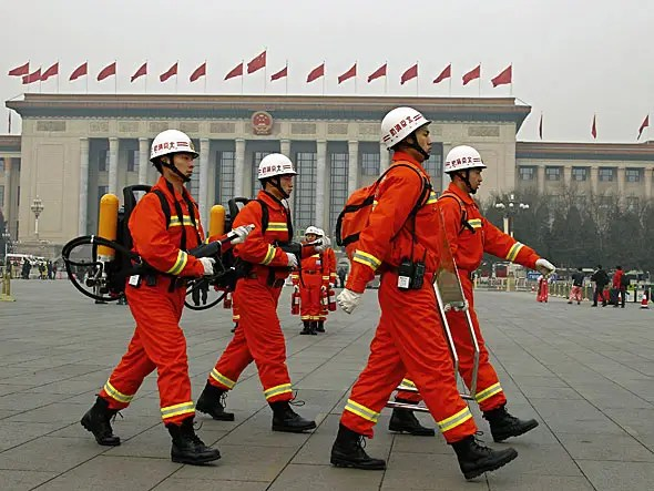 Image result for firefighters chinese