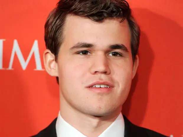 Magnus Carlsen, chess wunderkind