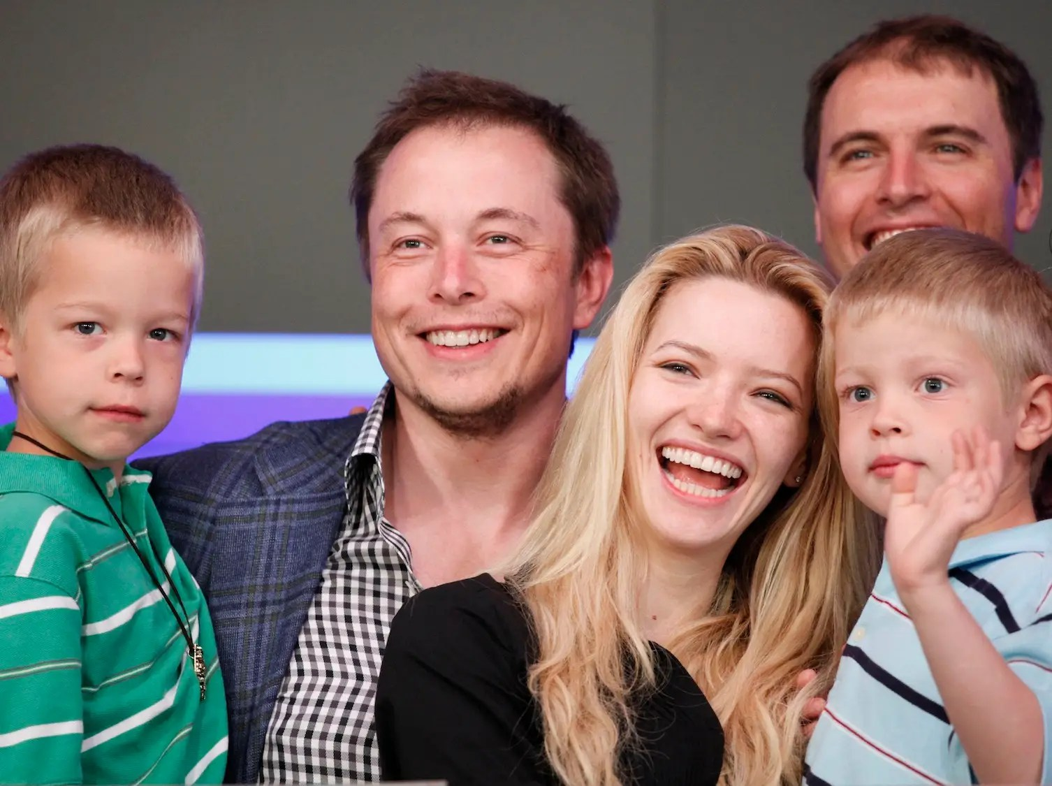 Around the same time, Musk was going through a divorce with Justine Musk, a Canadian author, with whom he had six sons.