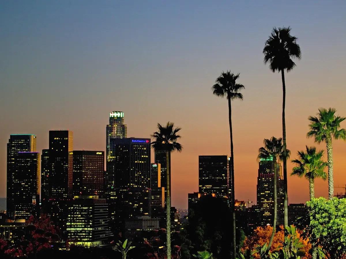 #8 Los Angeles, CA