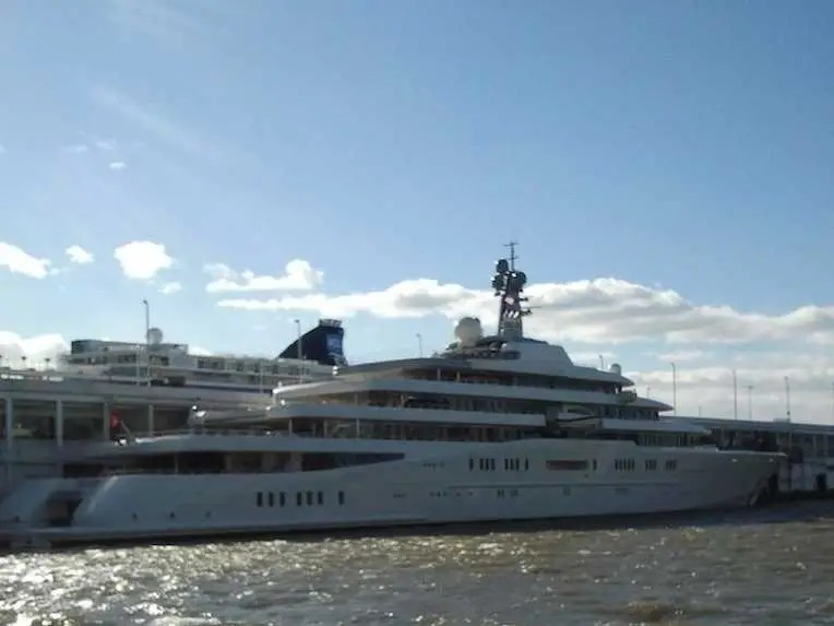 Abramovich Paid 4M To Keep Eclipse In NY Business Insider