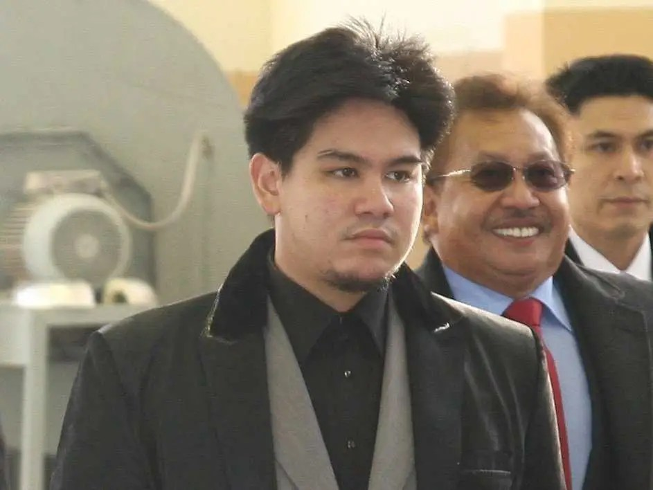 Prince Haji 'Abdul 'Azim of Brunei