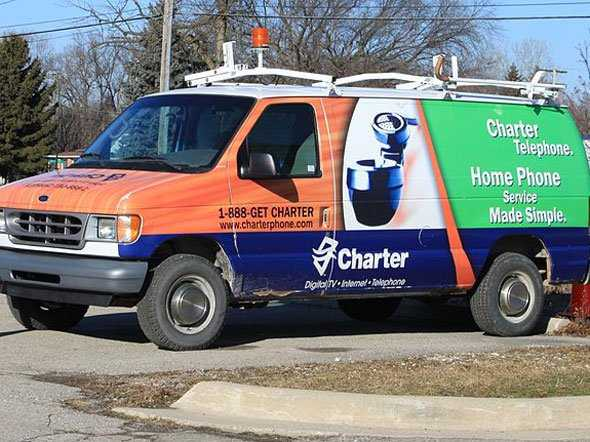 23. Charter Communications is held by 17 funds