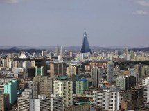 North Korea Capital City