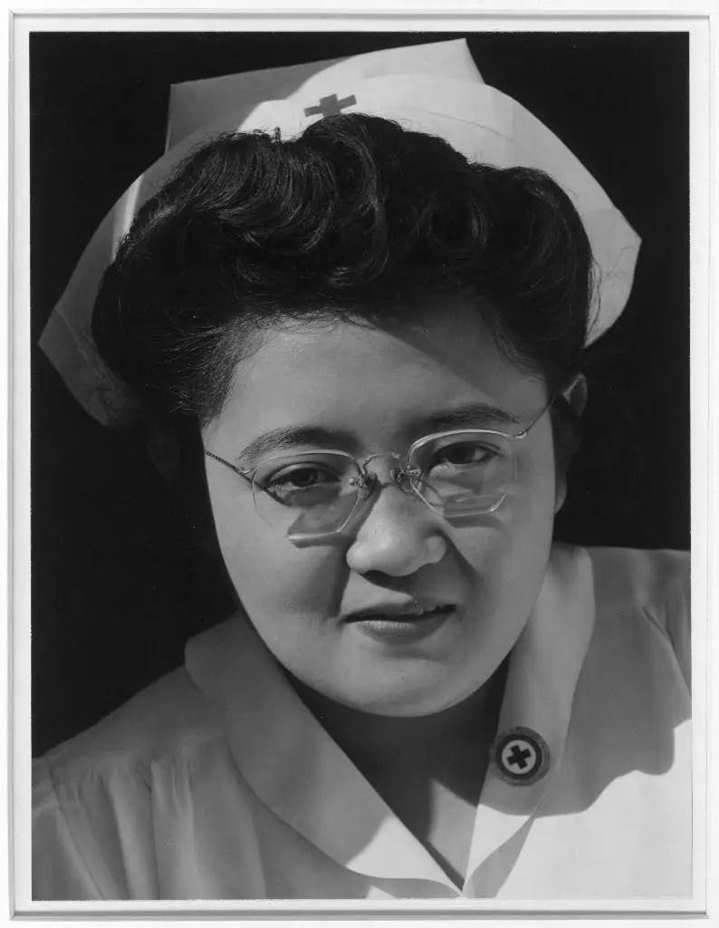 They were nurses, like Catherine Natsuko Yamaguchi.