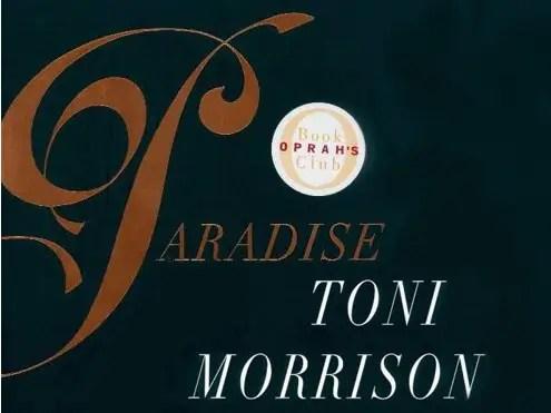 "OKLAHOMA: ""Paradise"" by Toni Morrison"