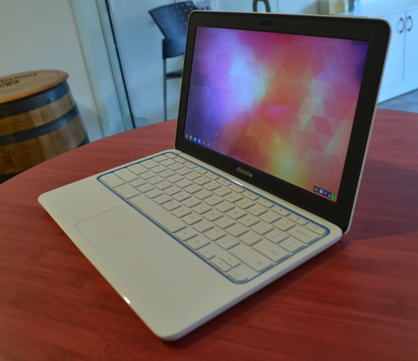REVIEW Google39s HP Chromebook 11 Business Insider