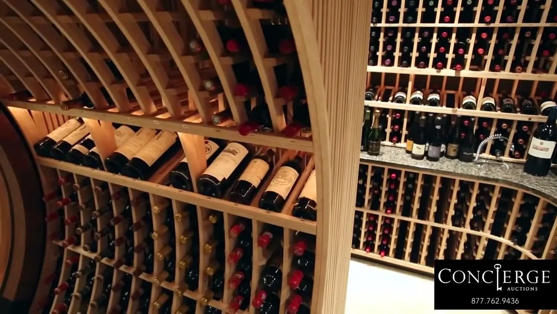 Countless bottles.