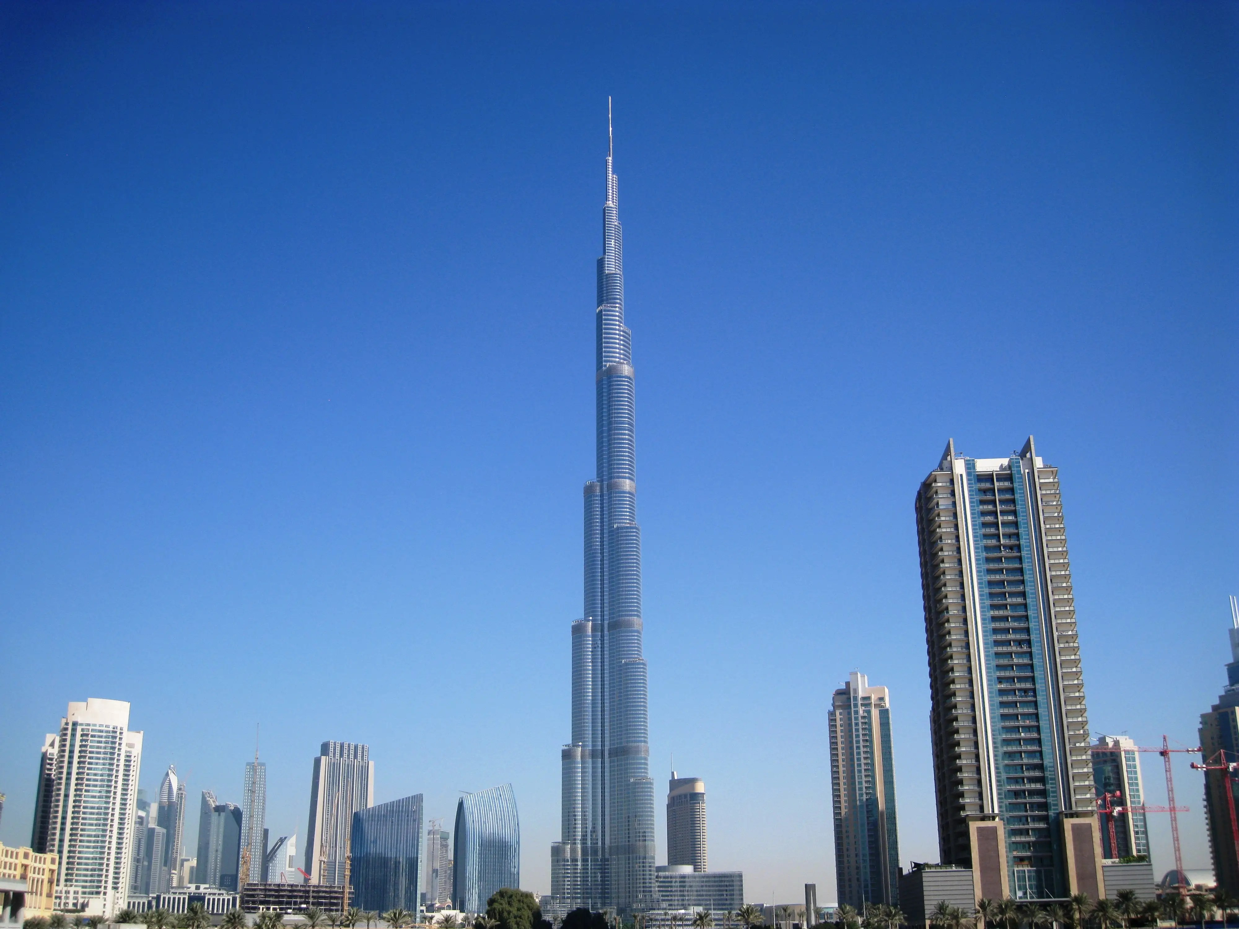 A History Of The World's Tallest Skyscrapers