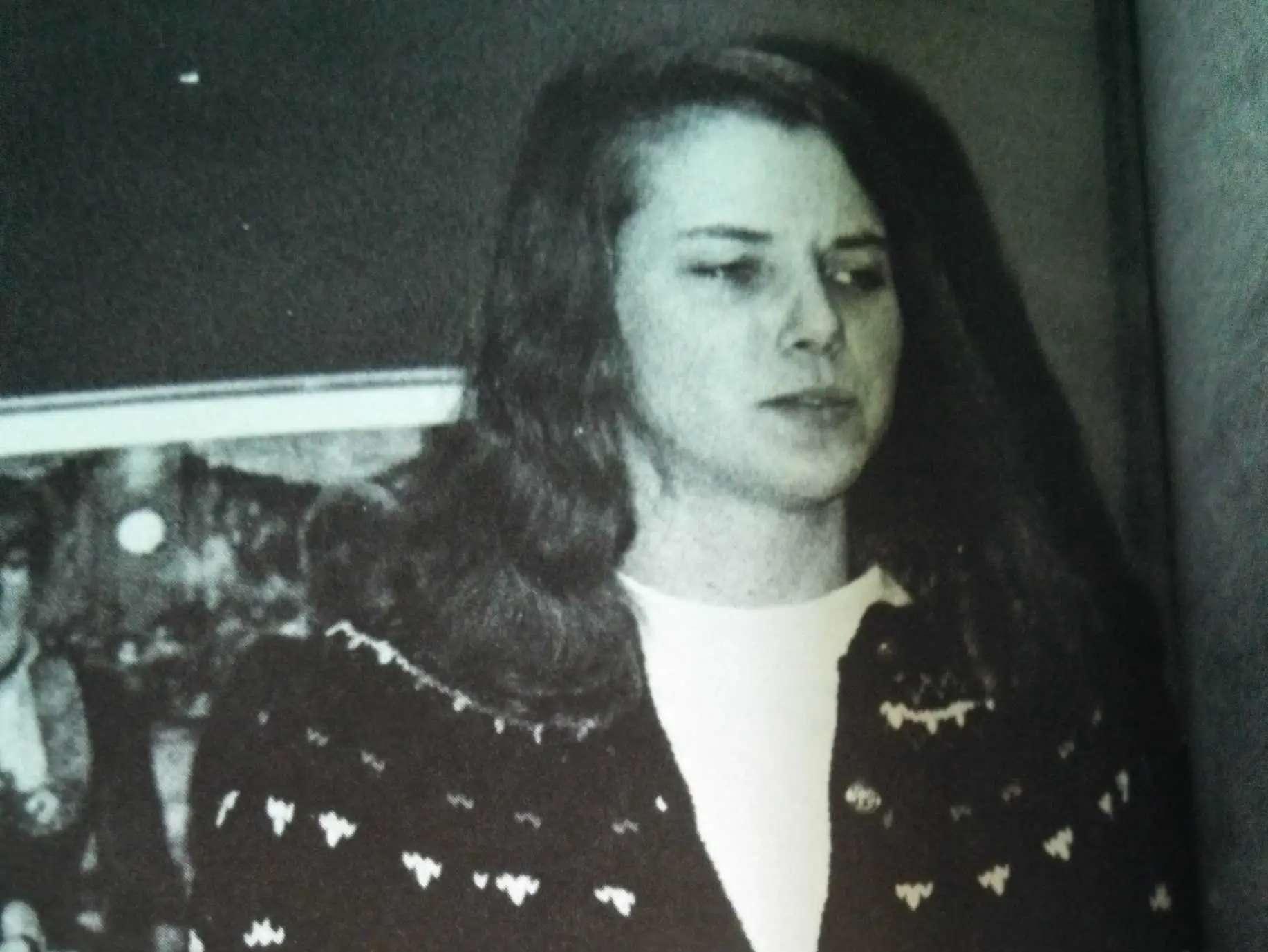 Marissa Mayer circa 1993