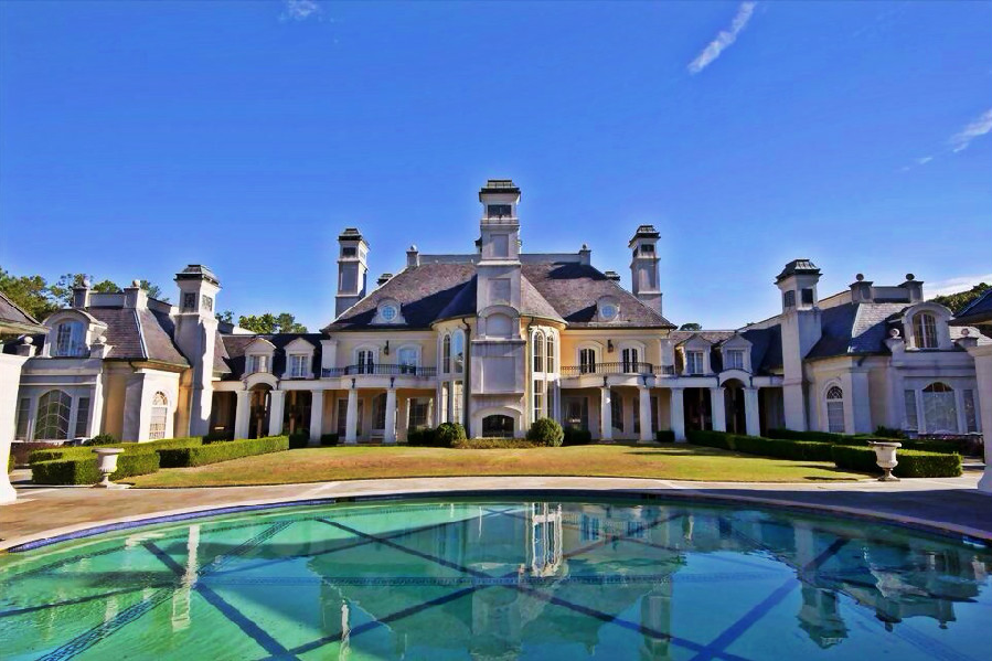 HOUSE OF THE DAY The Biggest Mansion For Sale In America Can Be Yours For A Bargain 139