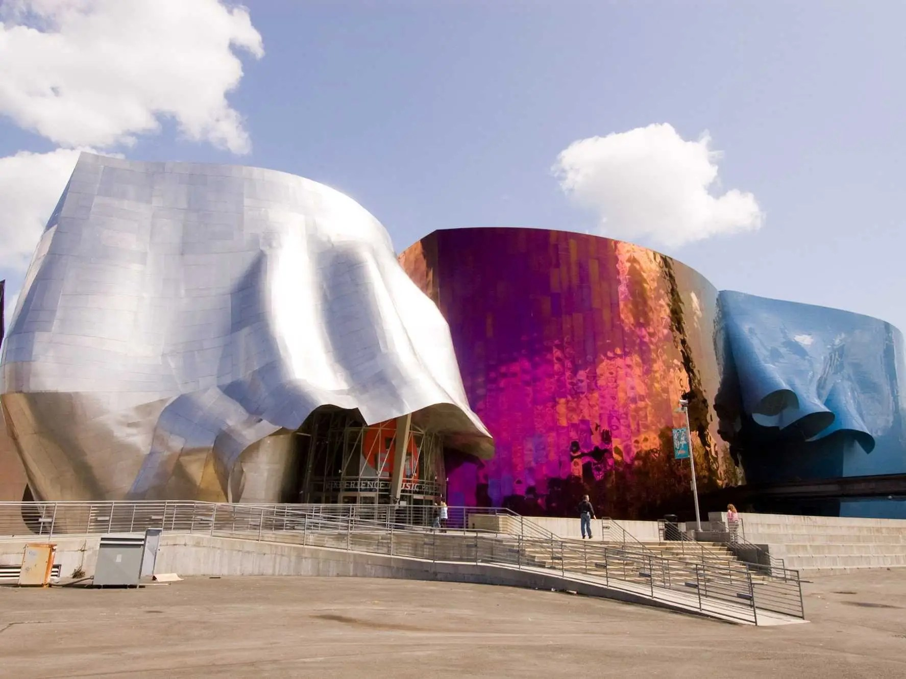 Experience Music Project in Seattle, Washington