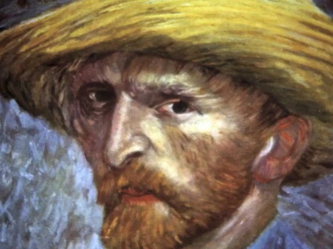 """Vincent Van Gogh sold only one painting, """"The Red Vineyard,"""" in his life, and the sale was just months before his death."""
