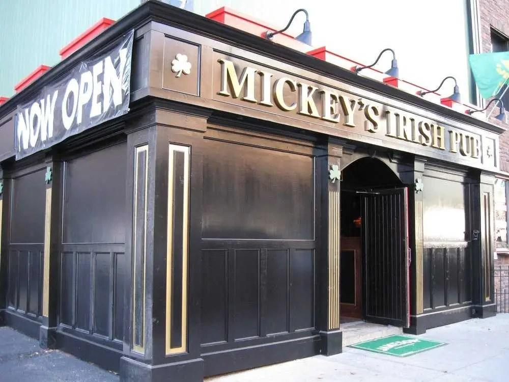 Mickey's Irish Pub – Ames, IA