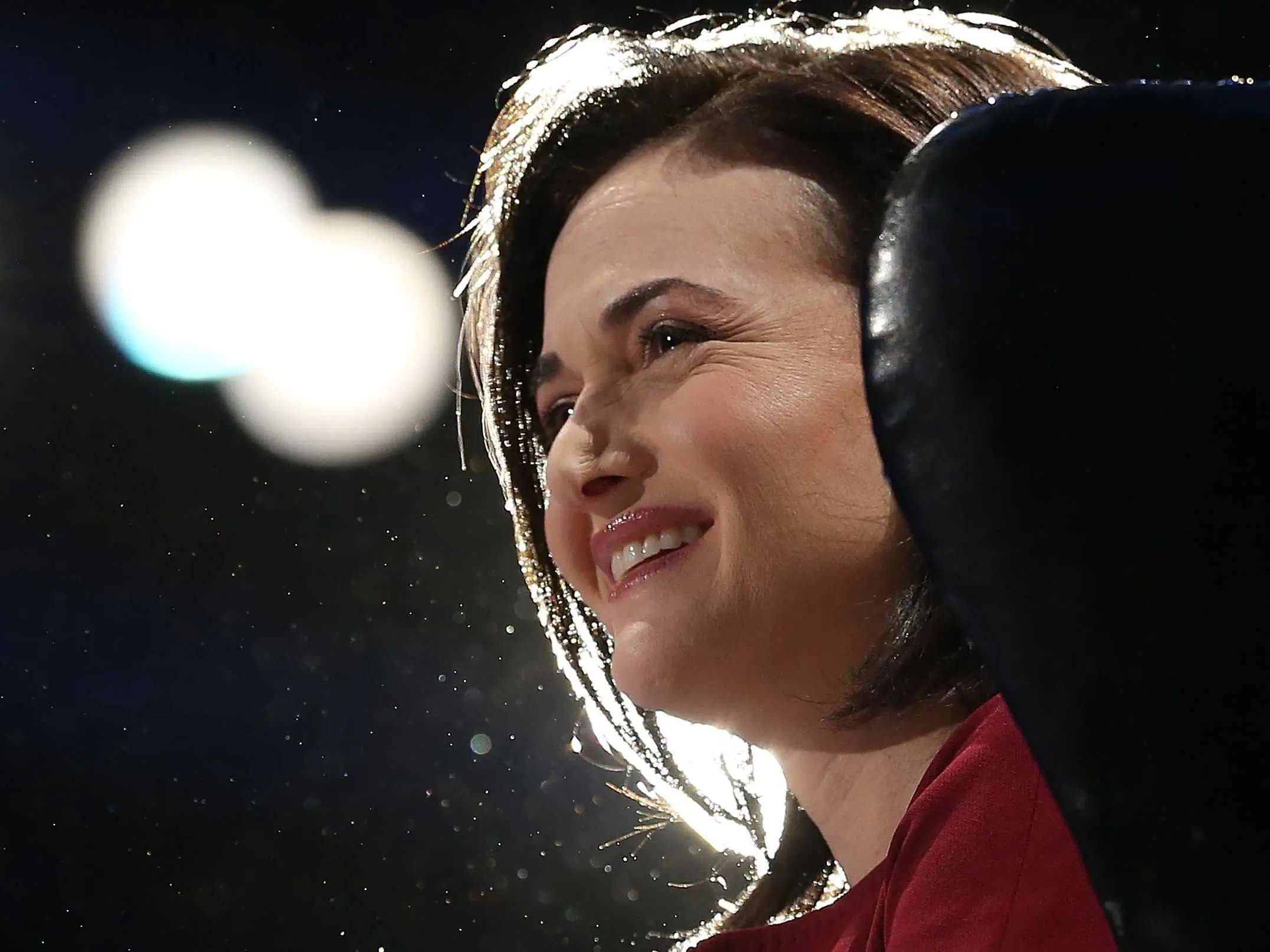 Facebook COO Sheryl Sandberg sticks to a strict agenda.