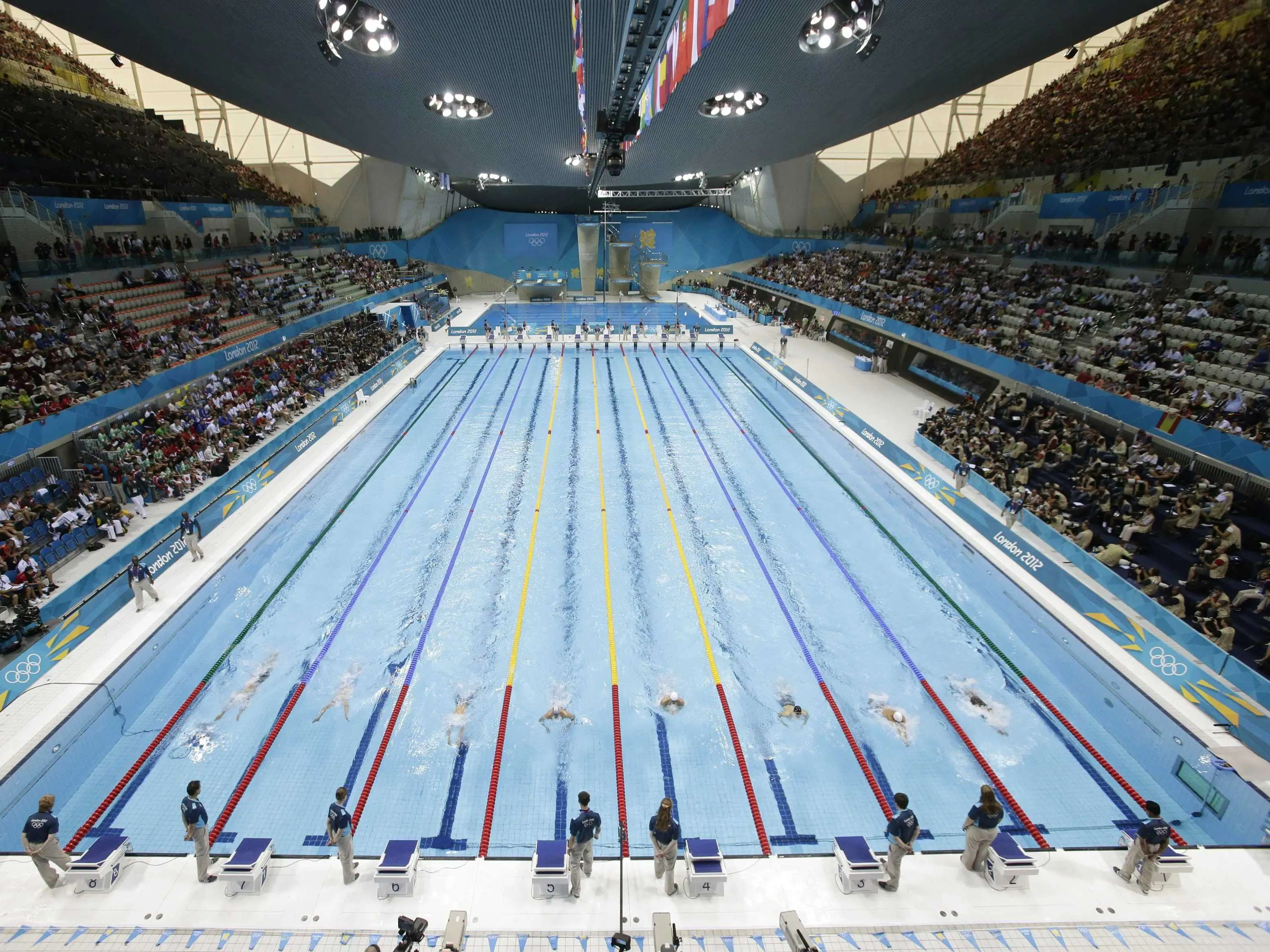 China's natural gas reserves are equivalent to about 1.24 billion Olympic-size swimming pools.