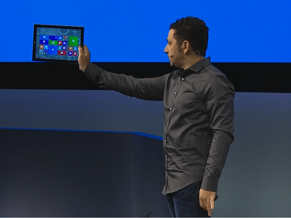 The Surface Pro 5