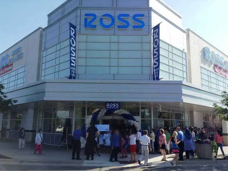 16) Ross Stores