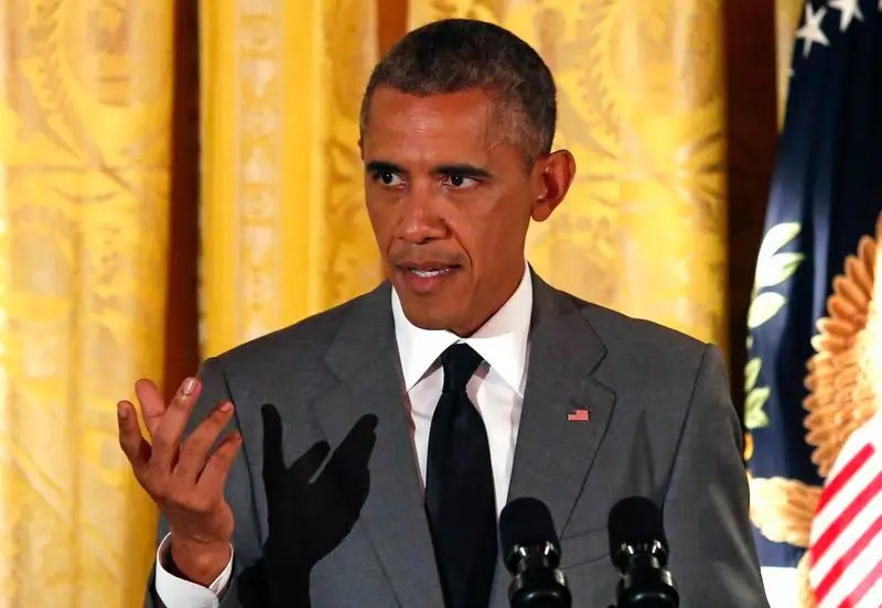 Obama impeachment talk buoys Democrats in immigration