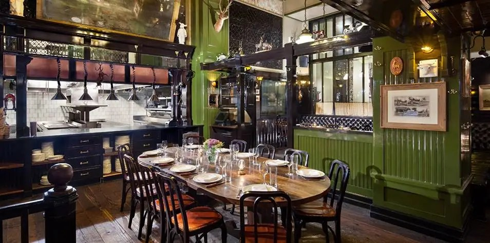 Best Private Dining Rooms in NYC  Business Insider