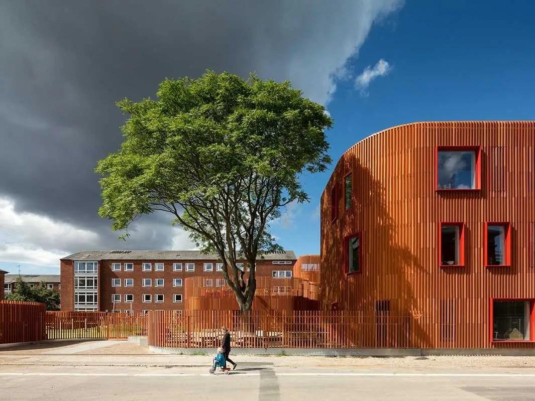 Forfatterhuset Kindergarten, Denmark