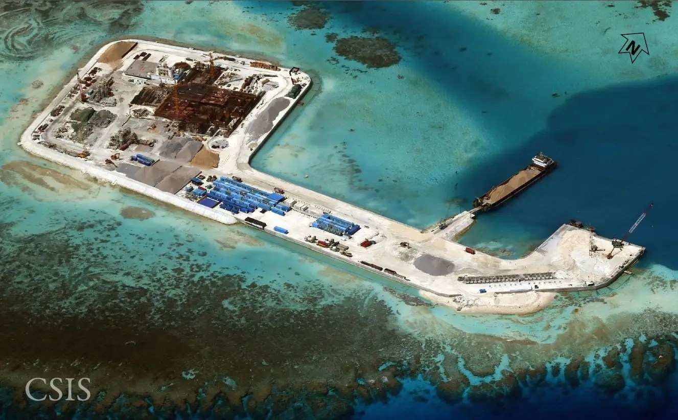 The South China Sea islands won't start a war — but there's a catch.